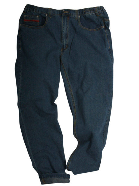 STRETCH JEANS FRA DUKE LONDON (BLUE)