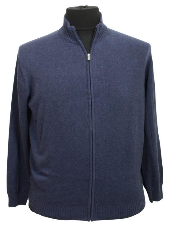 Klassisk Kitaro Cardigan (Blue)