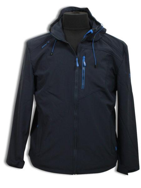 Firts B softshell jakke (Navy)