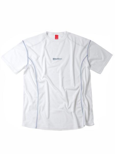 North Sport Fritids T-Shirt (Hvid)