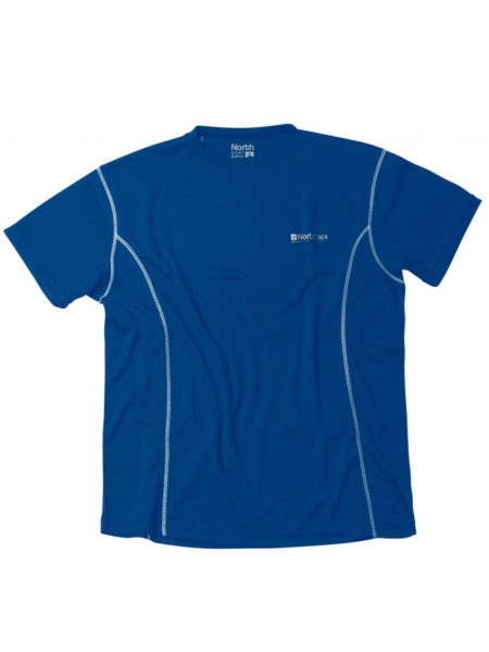 North Sport Fritids T-Shirt (Cobolt)