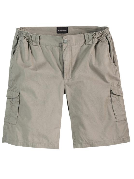 North 56´4 lårlomme shorts (Khaki)