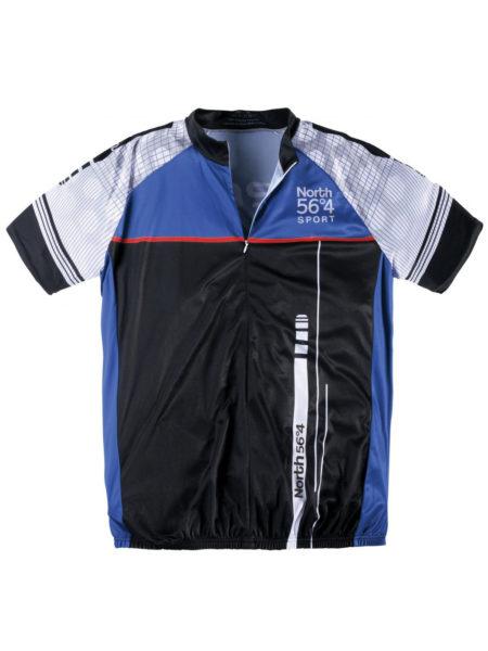 North 56`4 cykel trøje (Sort)