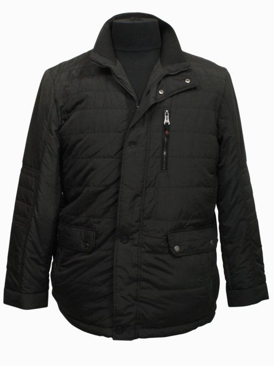 Klassisk Lang Quilt jakke