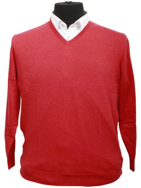 Eksklusiv Casa Moda Pullover (Rød)