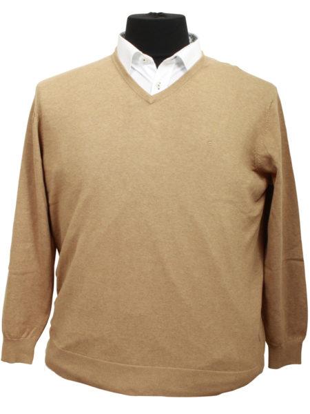 Eksklusiv Casa Moda Pullover (Sand)