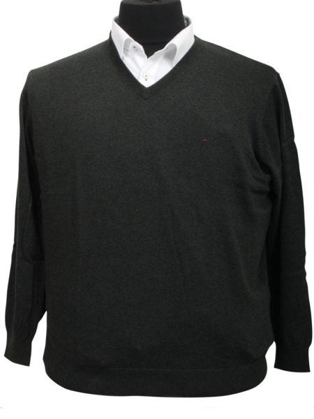 Eksklusiv Casa Moda Pullover (Koks)