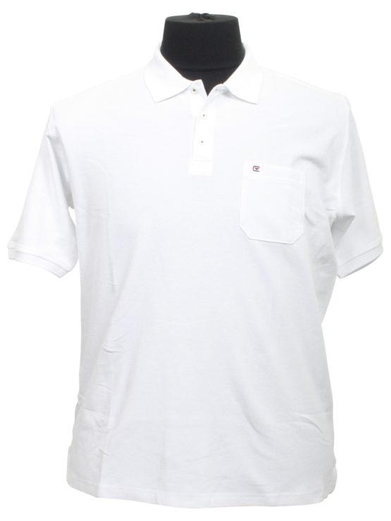 Casa Moda polo t-shirt (Hvid)