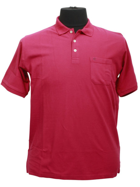 Casa Moda polo t-shirt (Rød)