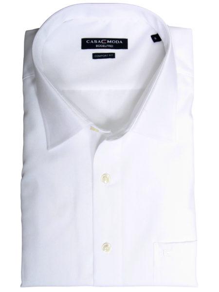 Eksklusiv Casa Moda Skjorte (Hvid)