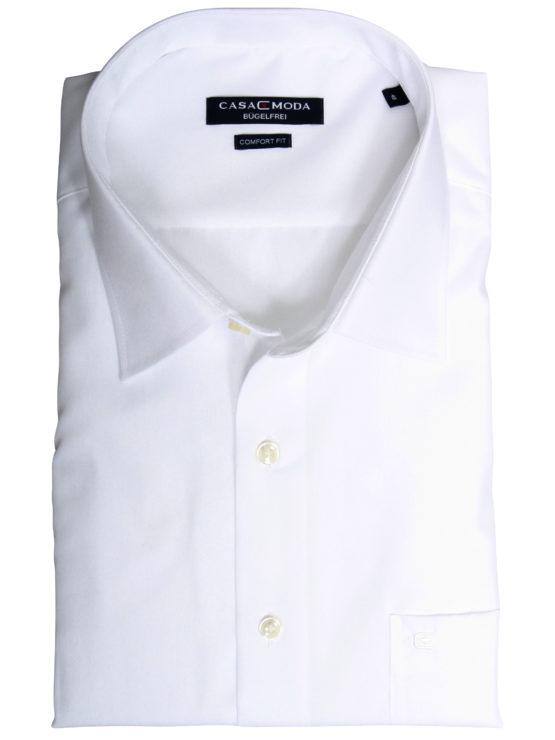 Eksclusiv Casa Moda skjorte (Til den høje mand) (Hvid)