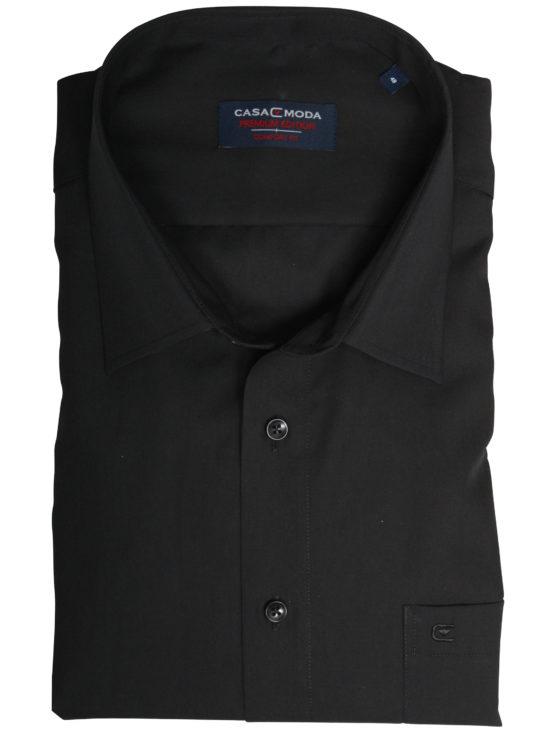 Eksclusiv Casa Moda skjorte (Til den høje mand) (Sort)