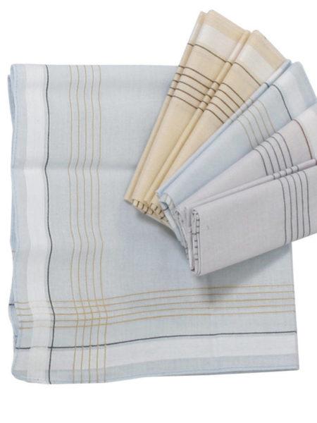 6 stk. Philipsons lommetørklæder