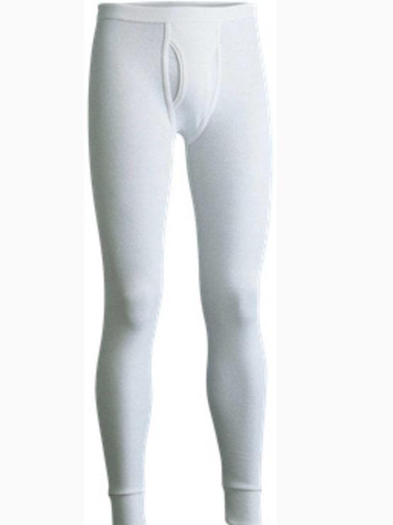 Jbs underbukser med lang ben (Hvid)