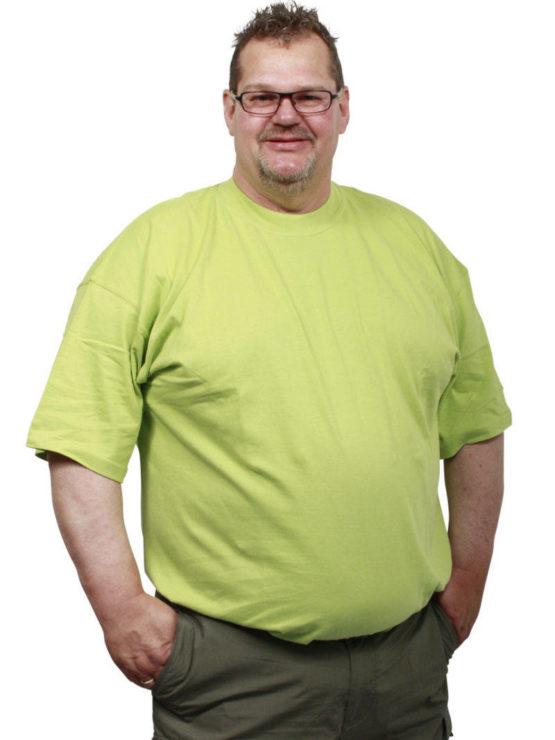 Klassisk camus t-shirt kortærme. (Flere farver)