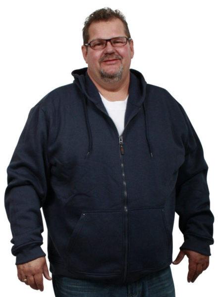 Rockford hætte trøje (Navy)