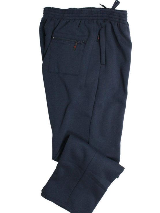 Rockford jogging bukser uden rib (Navy)