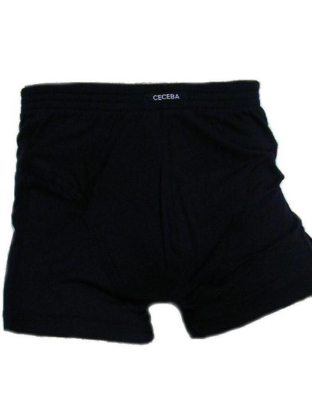 Seceba 2 pack bomulds thight (Sort)