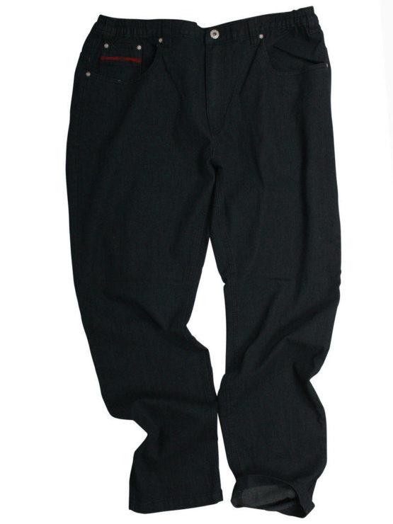 Duke London Stretch Jeans (Sort)