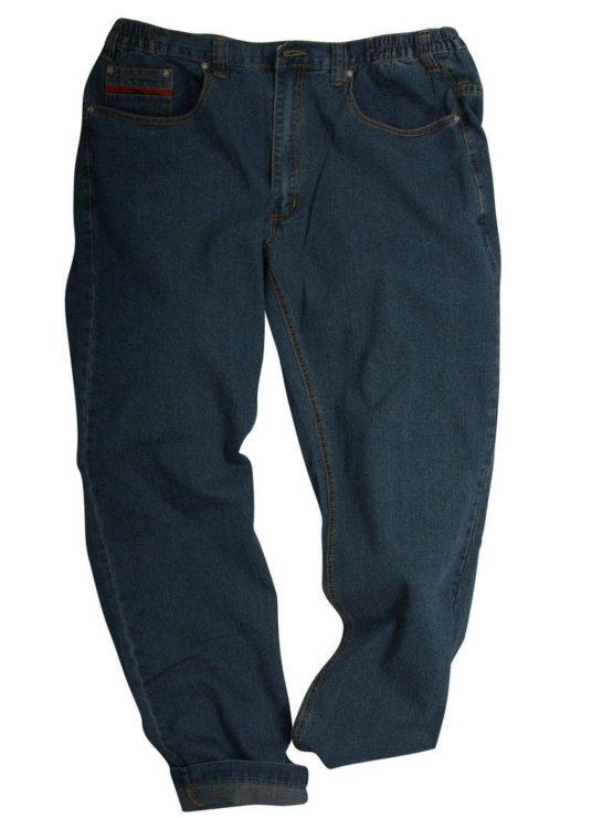 Duke London Stretch Jeans (Blue)